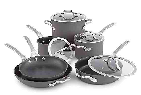 best pots and pans for gas stove reviews thefrypans. Black Bedroom Furniture Sets. Home Design Ideas